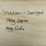 SHADOWS AND LIGHT. Signature image. Polly Dutton-e1c810d4