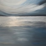 Sarah Berger – Silver Horizon. Wychwood Art-6ce28ad9