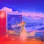 hotel marina reflection.acrylic on canvas.24ins.x12ins.Gerard Tunney.£650.2021 – Copy – Copy-5d0b5416
