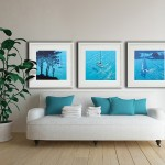 A sailing break. gordon hunt. limited edition prints. acrylic painting-4565c8dd