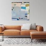 Diane Whalley Escape to the Coast IV Wychwood Art-ae409837