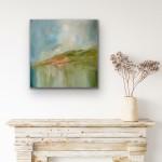 Gemma Bedford Summer at the Lake In situ Wychwood Art-1706e14e