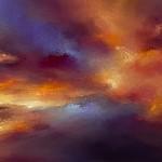 Laura Dunmow_Lighting up Dusk_Wychwood Art_Closeup-c1971afd