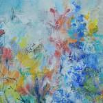 Mary Chaplin feeling of summer Wychwood Art detail3-7e108869