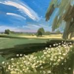 Sam Travers Cow Parsley June Wychwood Art-07843a1a