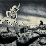 Tim Southall. Drag Queen on the Rocks. Wychwood Art-bd053b0b