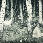 Tim Southall. Winter Queen. Wychwood Art-cad09004