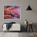 Charmaine Chaudry Harbour Sunset Wychwood Art Insitu 2-183a4183