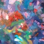 Charmaine Chaudry Moroccan Garden Wychwood Art Close up-dd2ccab1