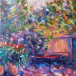 Charmaine Chaudry Moroccan Garden Wychwood Art Landscape-23b4d383