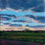 Eleanor_Woolley___Sunset_with_Violet_Sky___Landscape___Impressionistic-6b610642