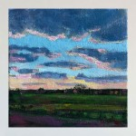Eleanor_Woolley___Sunset_with_Violet_Sky___Landscape___Impressionistic___White-ec453021