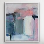 Hazel Battersby Sweet Bubblegum Hill (framed) Wychwood Art-88f29c64