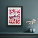 Joanna Padfield Autumn Berries Wychwood Art 4-4964cac8