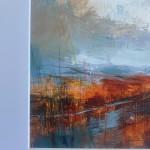 Luisa Holden Autumn Moor Study Detail Wychwood Art-966e46d9
