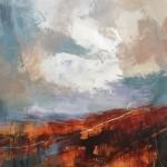 Luisa Holden Autumn Moor Study Wychwood Art-455d7f8a