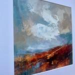 Luisa Holden Autumn Moor Study side view Wychwood Art-5e9889fa