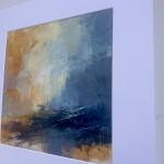 Luisa Holden Low Clouds wih Raw Umber Side View  Wychwood Art-b31c52b9