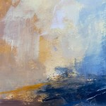 Luisa Holden Low Clouds with Raw Umber Detail Wychwood Art-8c1bf976