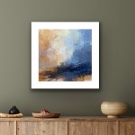 Luisa Holden Low Clouds with Raw Umber Insitu Wychwood Art-70163b6a