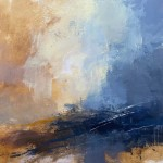 Luisa Holden Low Clouds with Raw Umber Mixed Wychwood Art-d697b5b4