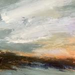 Luisa Holden Peach Panorama image Wychwood Art-96a03273