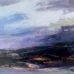 Luisa Holden Purple Moorland Panorama Detail Wychwood Art-31a1b6ee