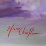 Mary Chaplin September glory signature  Wychwood Art-9671387e