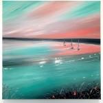 Sarah Berger – Watermelon Margarita Bay… Wychwood Art-6e4bae95
