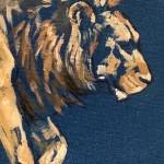 Trundling Lion Sophie Harden 2-9393ce5b