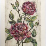 Vicky-Oldfield-GardenRoses1-original work on paper-contemporary art-7a36f796
