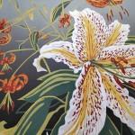 Woodland Lilies close up-966aeed5