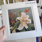Woodland Lilies mounted held-d0ee7bbe