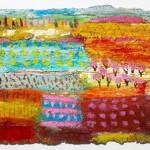 Annabel-Keatley-Patterns-of-earth-naive-art-landscape-oil