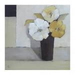 Brown Vase white-9a78d6ab