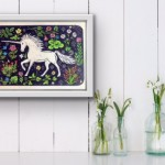 Kate Willows_Millefleurs Unicorn_in situ 3-0218a224