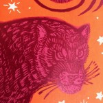 Kate Willows_Moon Panther (pink)_detail 1-4e2fe13d