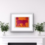 Kate Willows_Moon Panther (pink)_in situ-245e2aa3