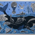 Kate Willows_The Life & Times of the Bowhead Whale (268 Years)_Wychwood Art-e3d0c8e0
