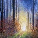 L Tiller – The Secret of Winter – wychwoodart-adc30ed0