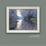 Lee Tiller – Twilight on the Thames -MU2 –  wychwoodart-e608c656