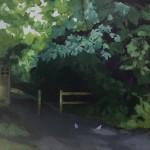 Margaret Crutchley Along the Dark Path Wychwood Art – Copy-34cb2183