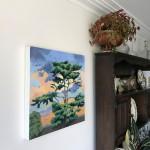 Margaret Crutchley Cedar of Lebanon at Sunset Wychwood Art 3-5a64f2f4