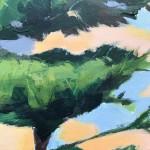 Margaret Crutchley Cedar of Lebanon at Sunset Wychwood Art 7-34648f4e