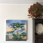 Margaret Crutchley Cedar of Lebanon at Sunset Wychwood Art -9cc17dc9