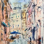 Max Panks Reflection on St Martins Ln Wychwood Art-77e45ce9