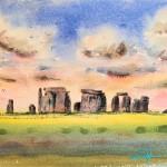 Max Panks Stonehenge Wychwood Art-fcfdc452