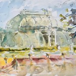 Max Panks The Palmhouse of Kew Gardens Wychwood Art-4b26ffdc