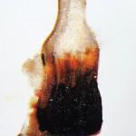 Mini Cola bottle, Gavin Dobson, Screen print -82340d1b