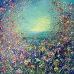 jan rogers blue floral meadow wychwood art-f9193256